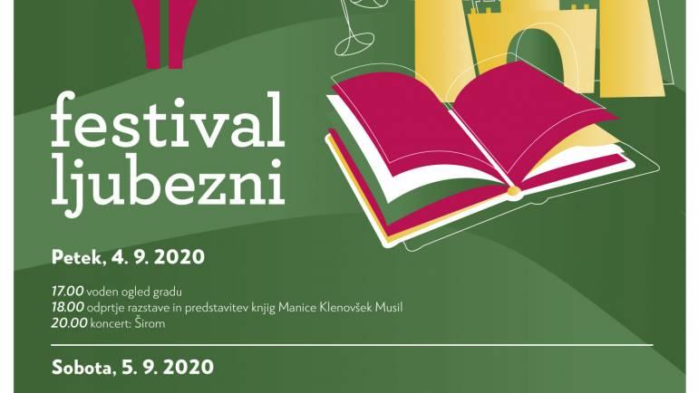 [VABILO] Festival ljubezni v Negovi